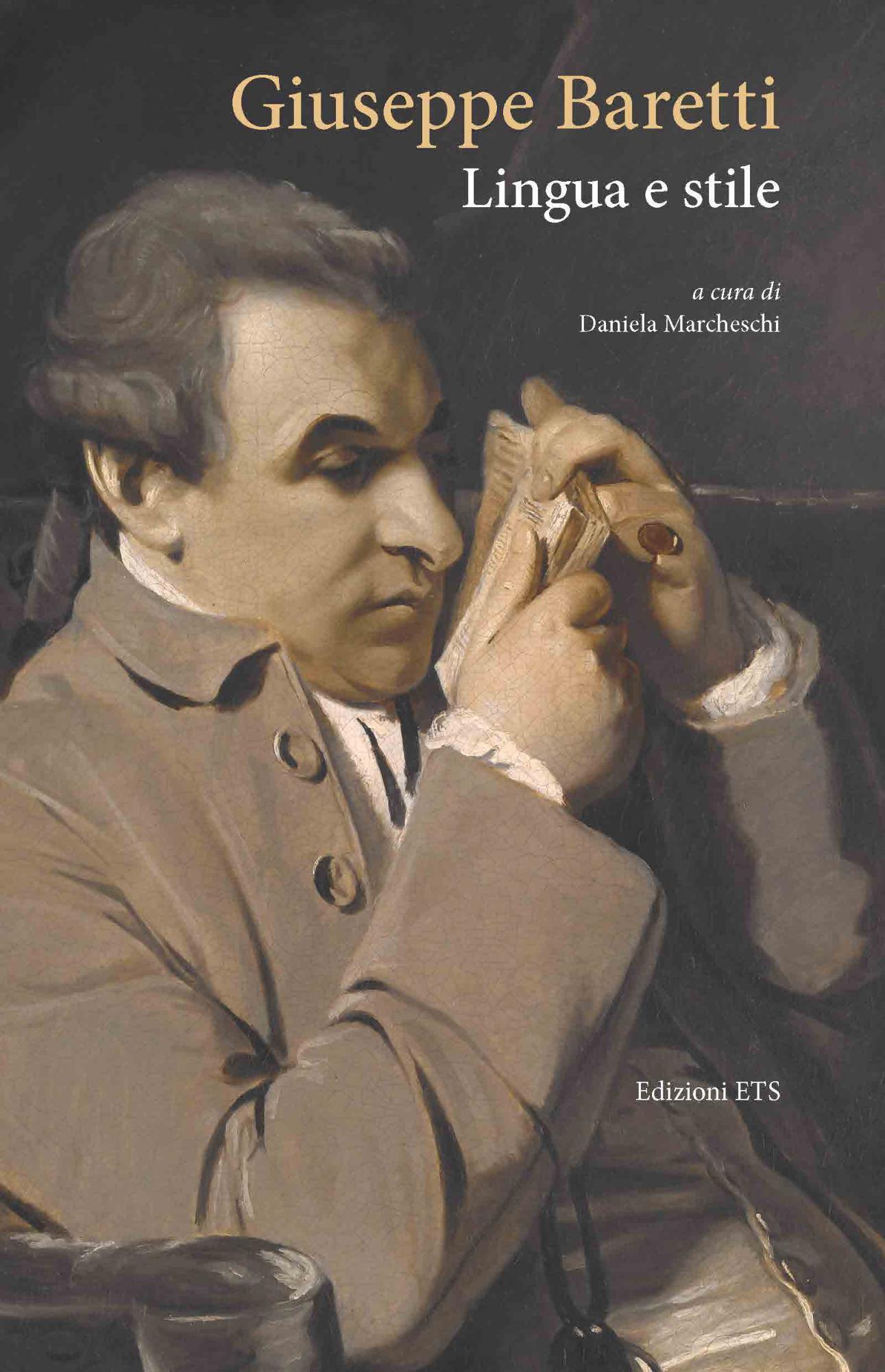 Giuseppe Baretti.Lingua e stile