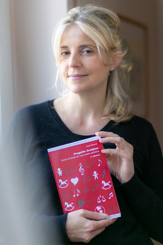 """Vota il mio libro """"Progetto Aranjuez. Diario di bordo di una madre adottiva"""" su Telesia"""