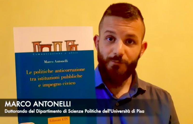 Marco Antonelli a #Contagiamocidicultura